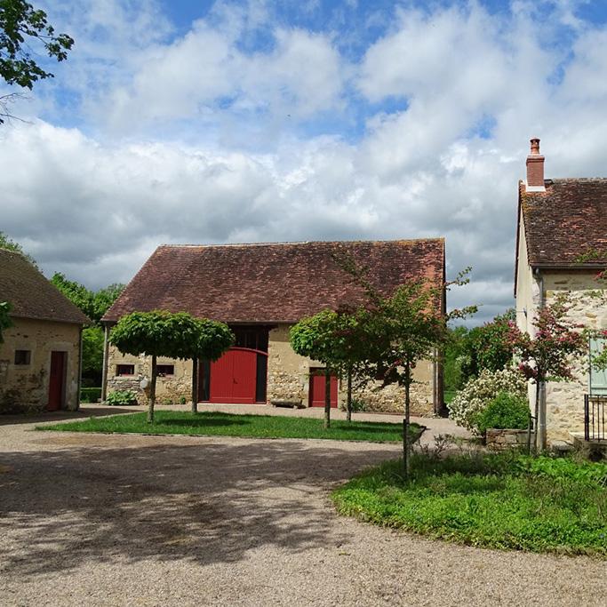Domaine Pouzoult - gite rural - Sazeray