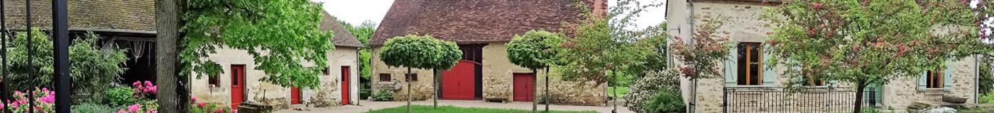 Domaine Pouzoult - gites rural